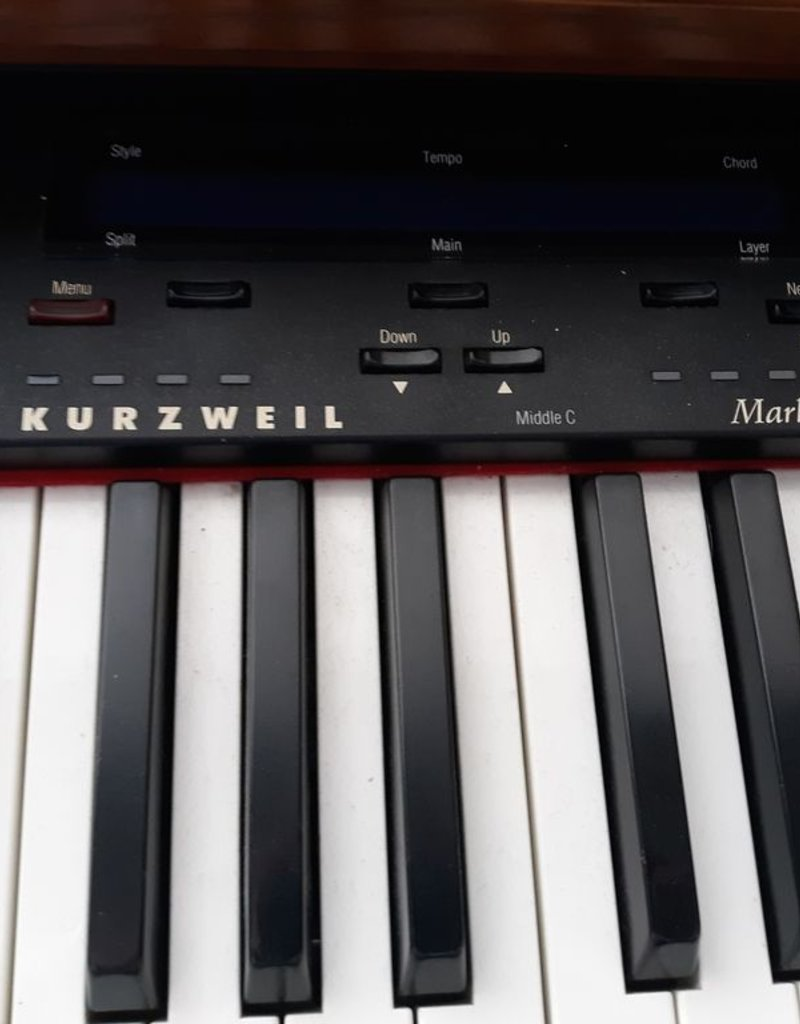 Kurzweil Kurzweil MARK 12 Digital Piano (Oak) (pre-owned)