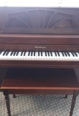 "Baldwin Baldwin Classic 660 43"" Vertical Piano (Mahogany) (pre-owned)"