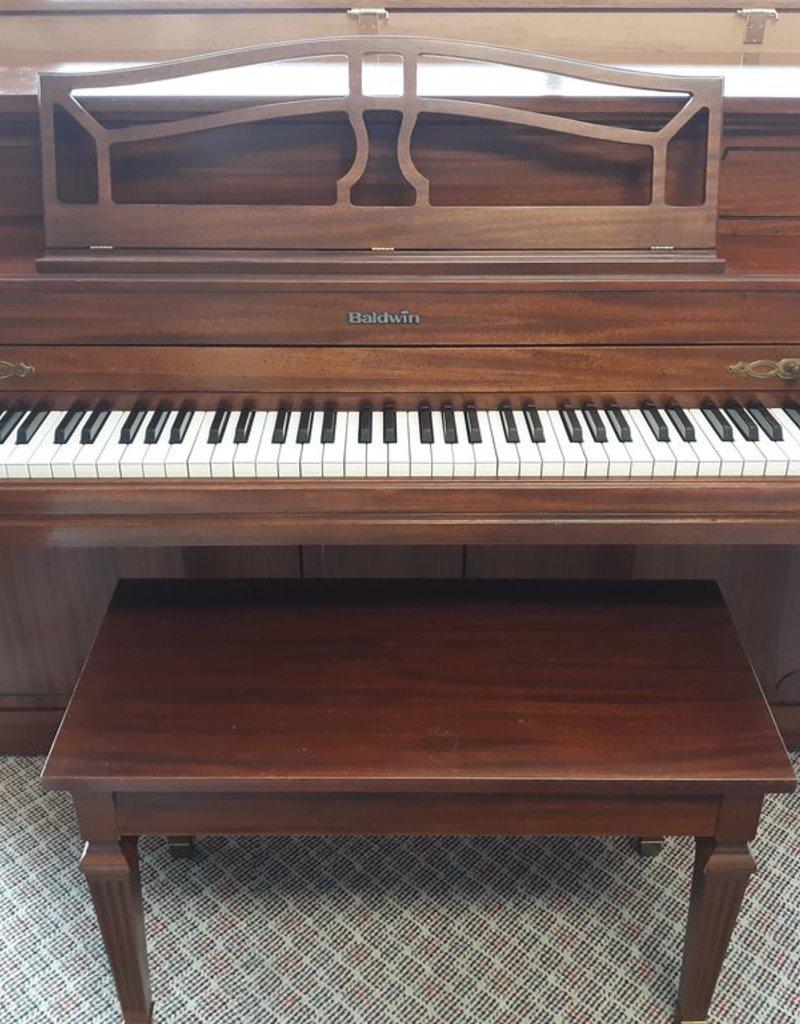 "Baldwin Baldwin 4010C Console 40"" Vertical Piano (Mahogany) (pre-owned)"