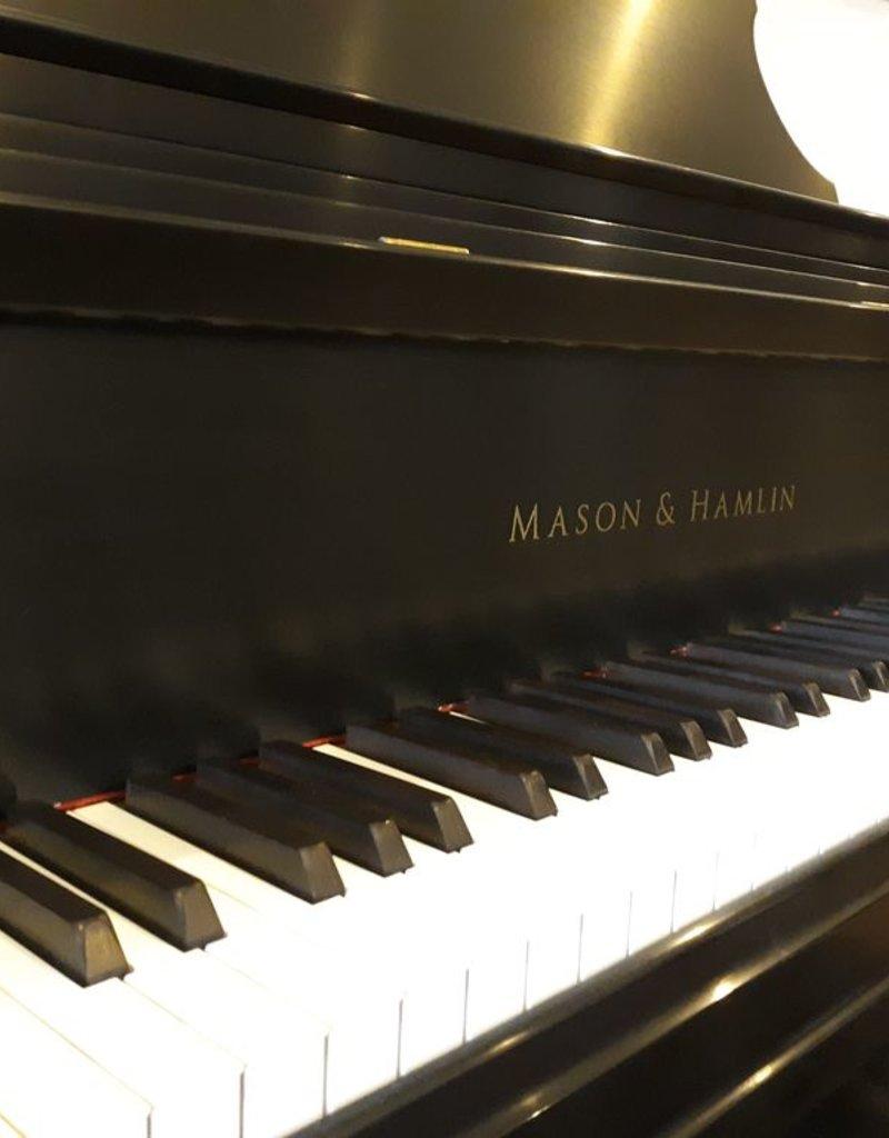 """Mason & Hamlin Mason & Hamlin MH-58 """"Model A"""" 5'8.5"""" Grand Piano (Satin Ebony)"""