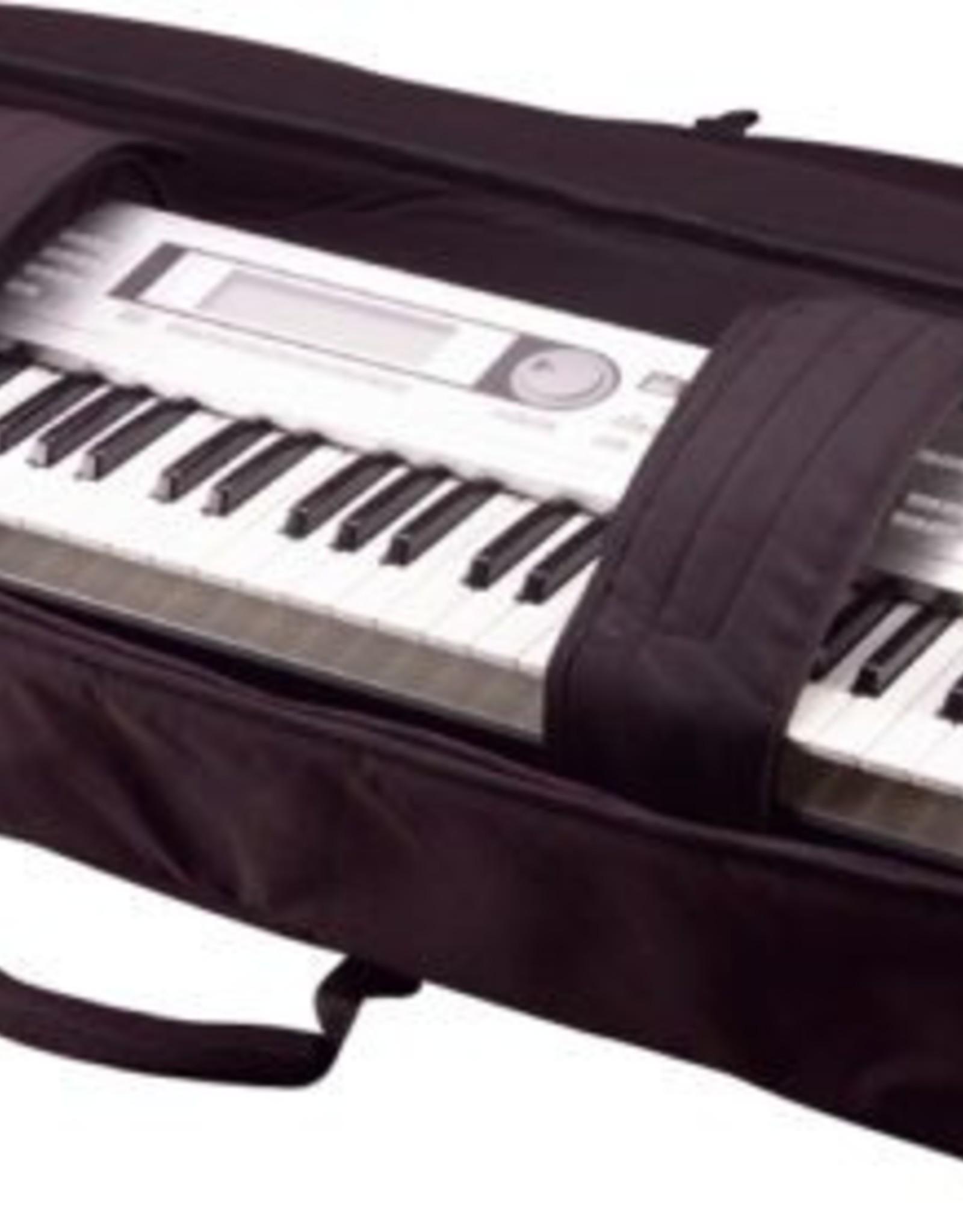 Gator GKB-88-SLIM Gig Bag for 88 Note Keyboards. Reduced Depth.