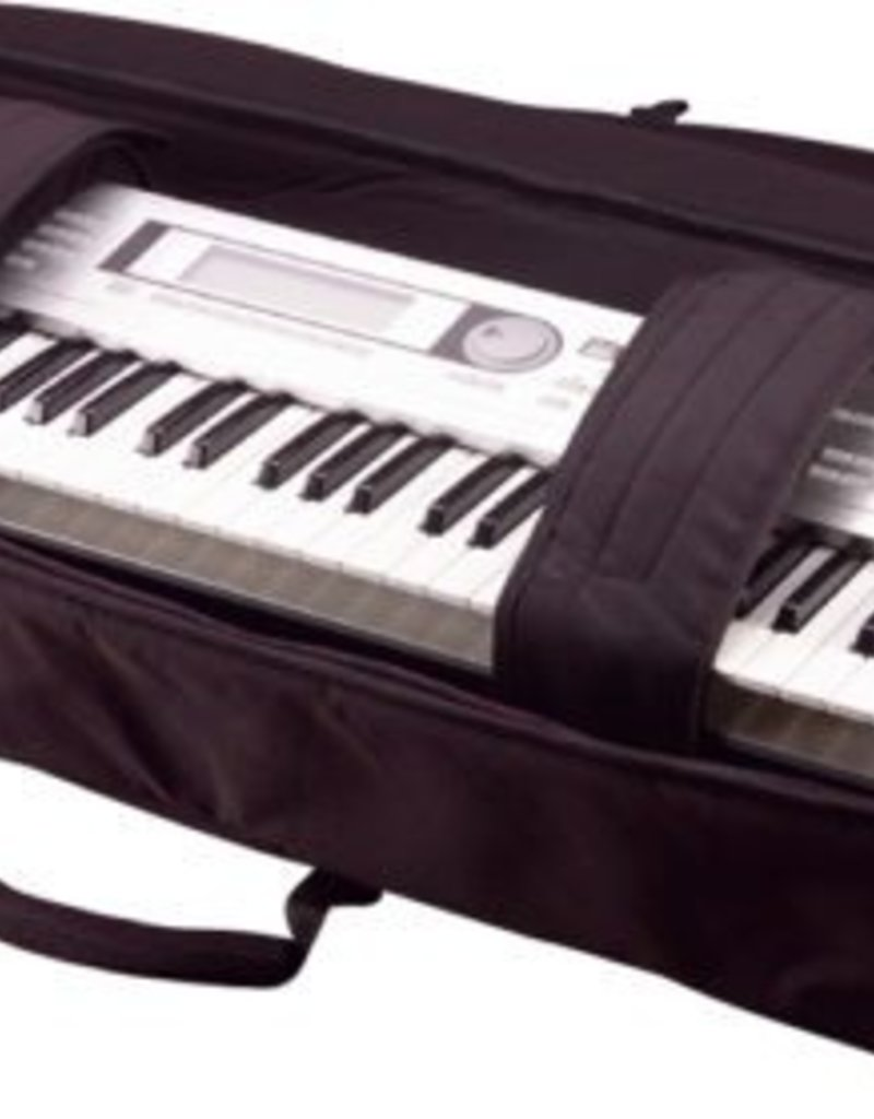 Gator GKB-88-SLIM Gig Bag for 88 Note Keyboards. Reduced Depth.