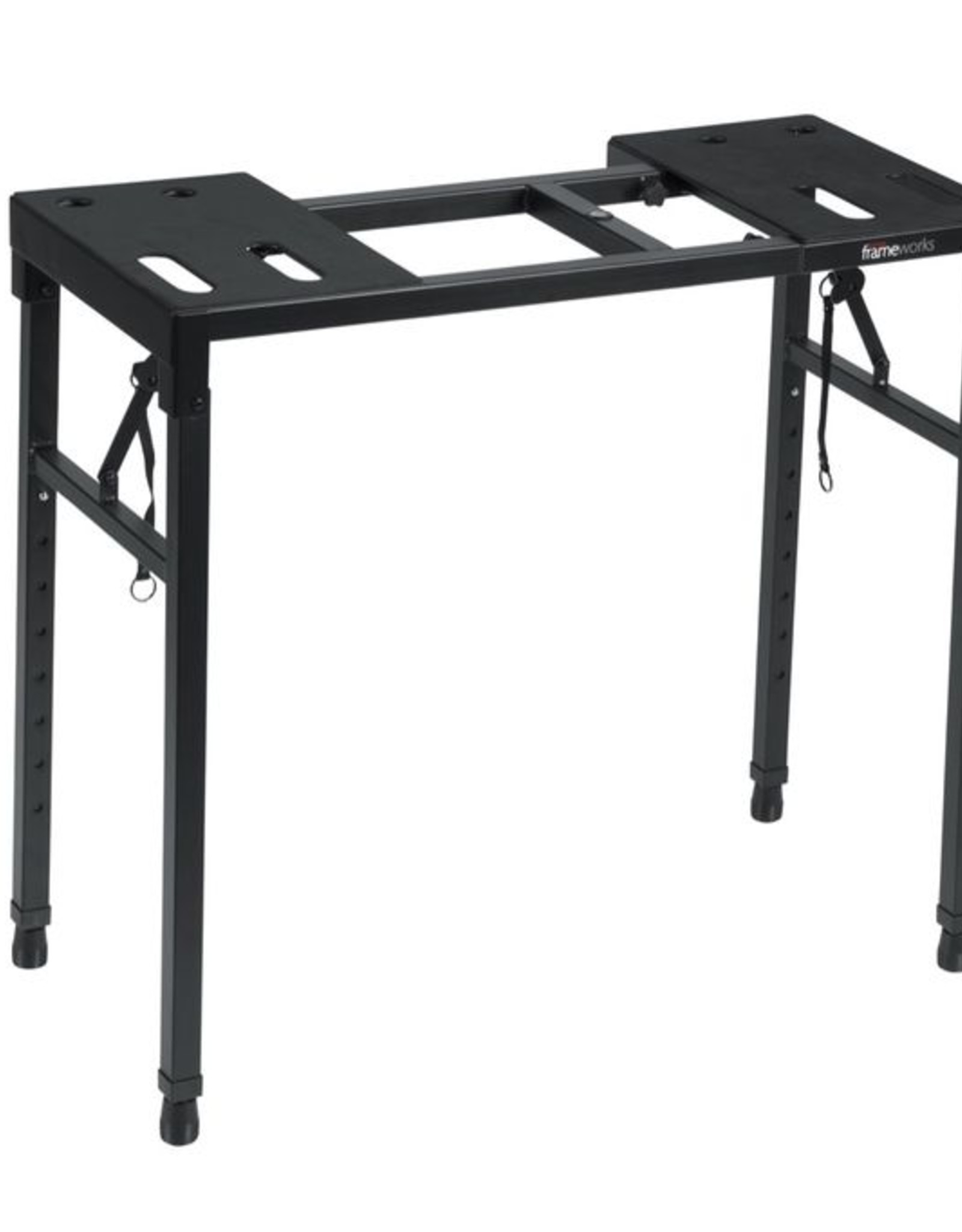Gator Gator Frame Works Heavy-duty Table with Multi Adjustable Extrusions and built in leveling