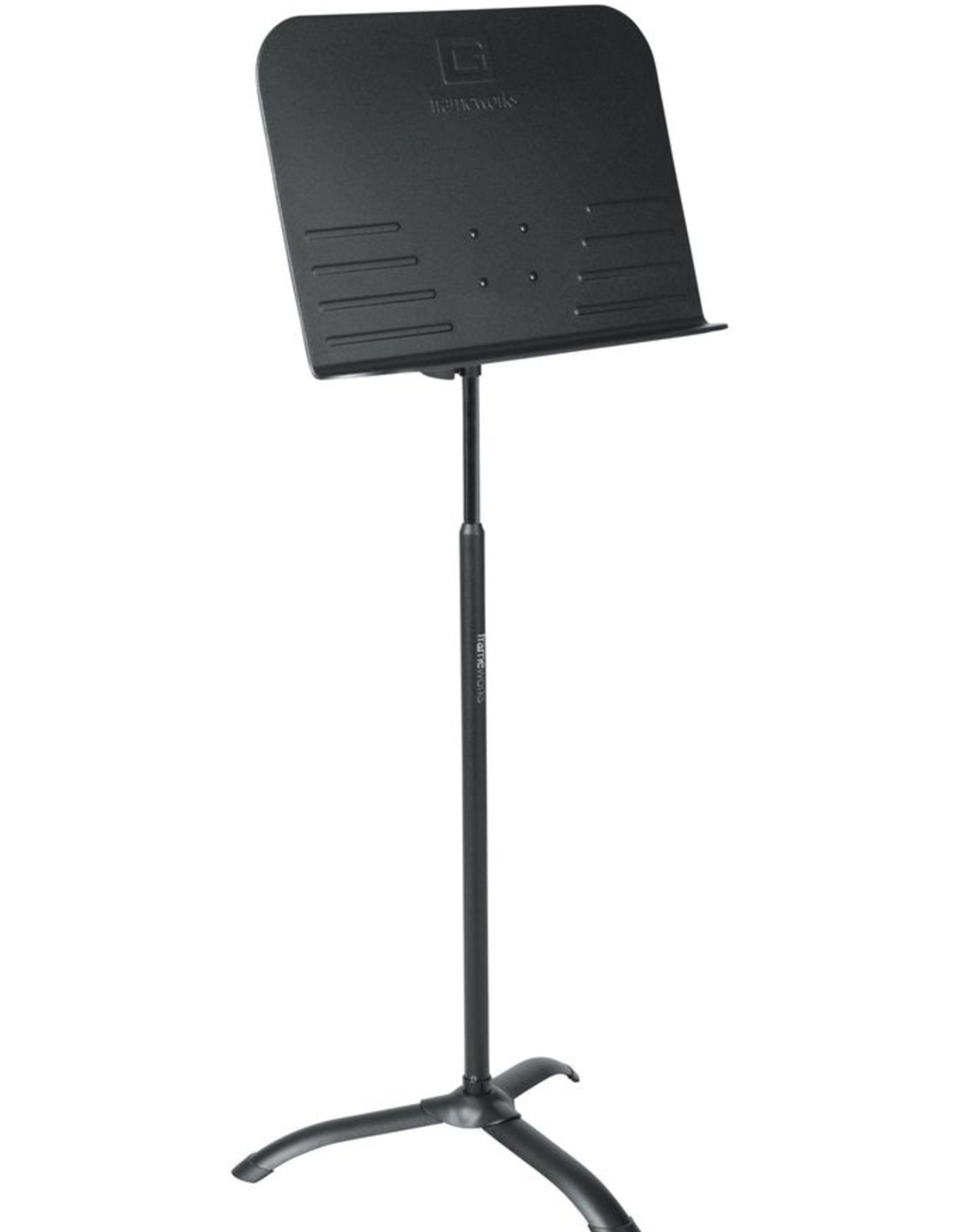 Gator Gator Frame Works - Standard Heavy Duty Lightweight Sheet Music Stand with Friction Height Adjustment
