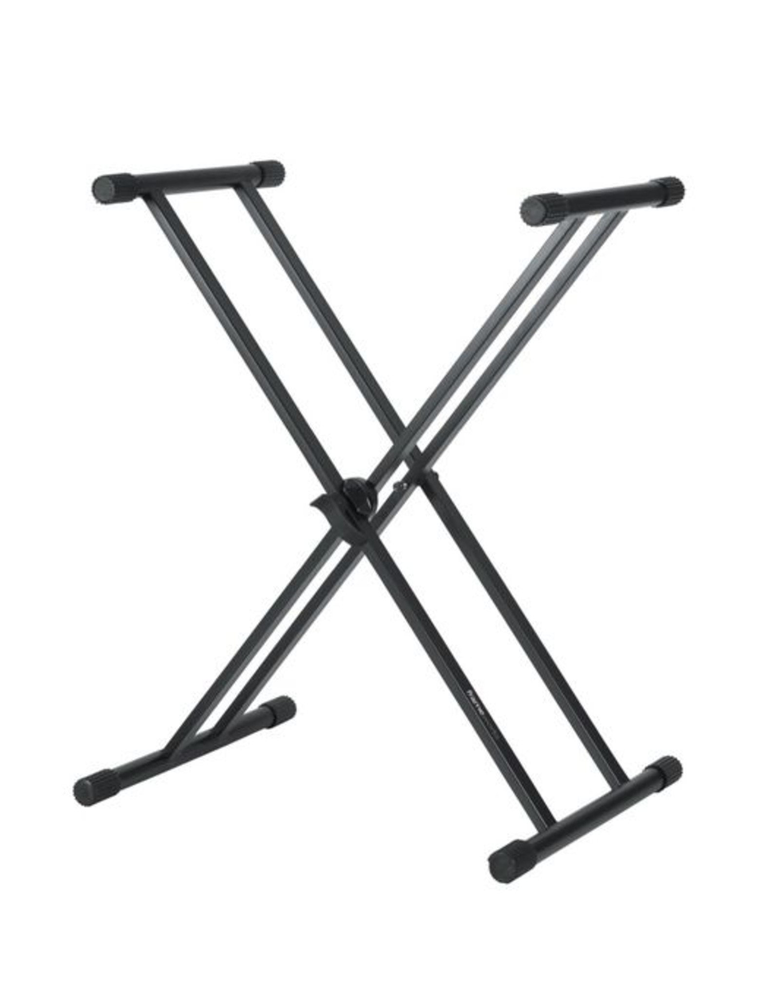 Gator Gator Frame Works Deluxe Adjustable 'X' Style Keyboard Stand with Rubberized Leveling Feet