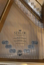 "Seiler Eduard Seiler ED-186 6'2"" Grand Piano (High Polish Ebony with Mahogony Inner Rim)"