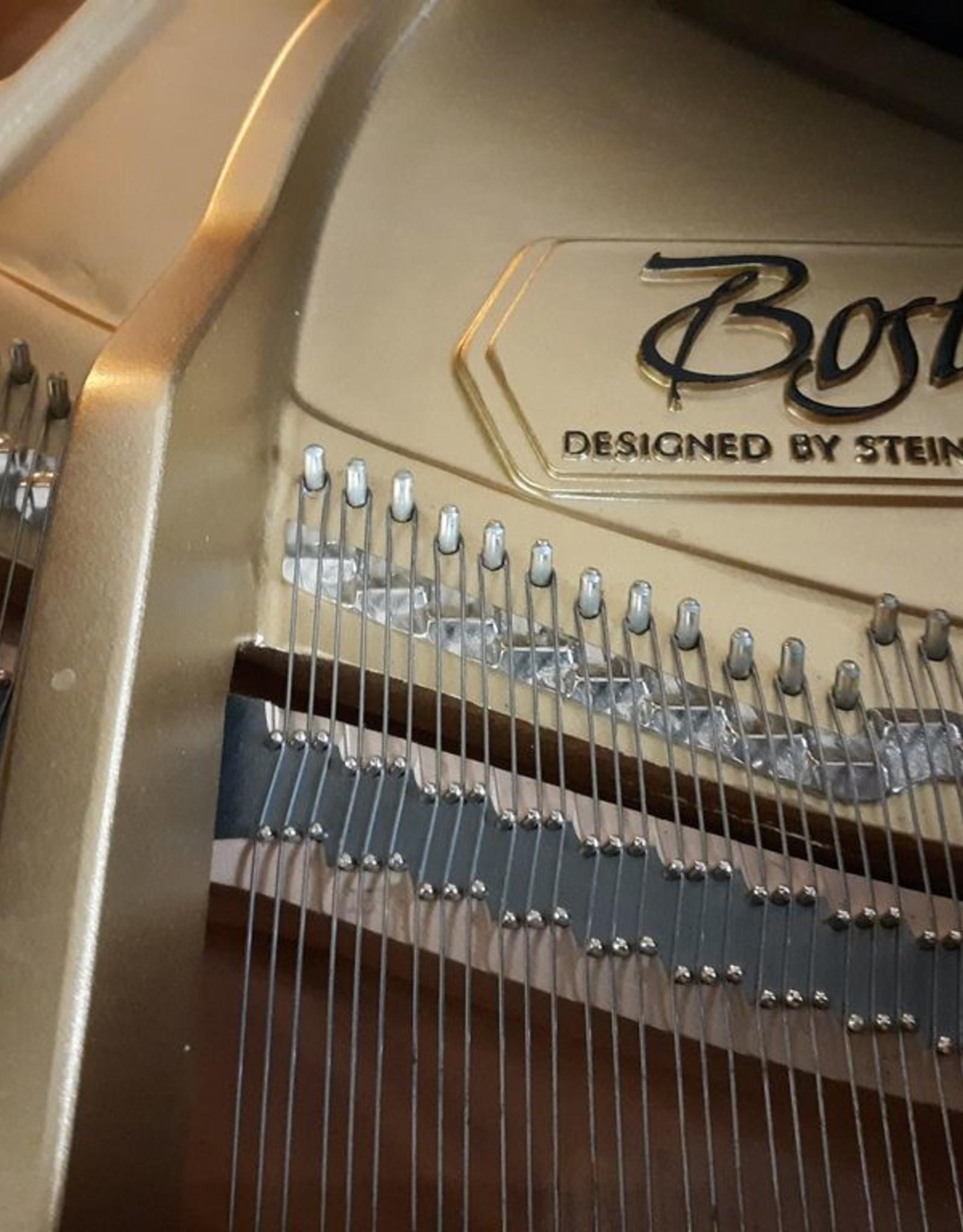 "Steinway Boston (by Steinway) GP 178 5'10"" Grand Piano (Satin Ebony) (pre-owned)"