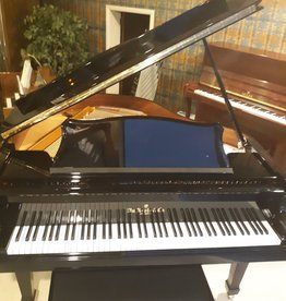 "Knabe Wm. Knabe WG-48 IQFLEX 4'9"" Grand Player Piano (High Polished Ebony)(IQFLEX Piano Disc)"