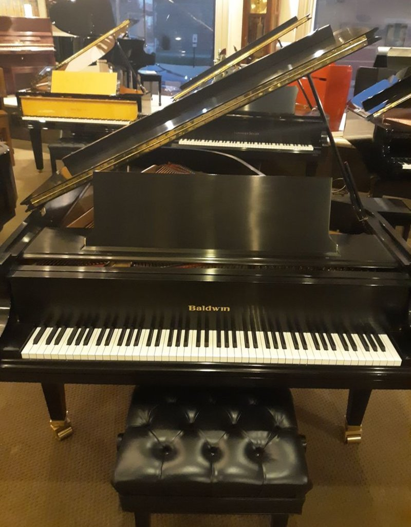 "Baldwin Baldwin ""Model L"" 6'3"" Grand Piano (Satin Ebony) (pre-owned)"