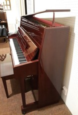 "Knabe Wm. Knabe WV 118 H 47""Professional Upright Vertical Piano (High Polished Mahogany)"