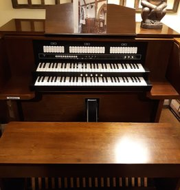 Baldwin Baldwin Model 540 2 Manual Stop Tab Organ (Walnut) (includes Tone Equipment) (pre-owned)