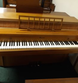 "Starck Starck 471 Console 36"" Vertical Piano (Oak) (Pre owned)"