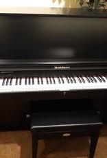"Baldwin Baldwin B47/243 47"" Institutional Studio Upright Vertical Piano (Satin Ebony)"