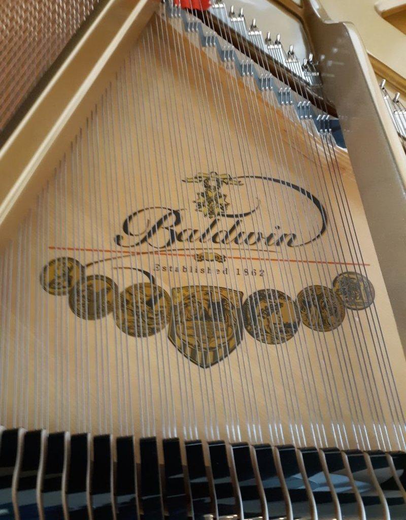 """Baldwin Baldwin BP190 6'3"""" Grand Piano (Satin Ebony) (Magic Lid)"""