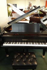 "Baldwin Baldwin ""Model M"" 5'3""Grand Piano (Satin Ebony)(pre-owned) (Piano Disc ready)"