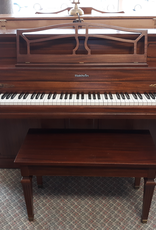 "Baldwin Baldwin Acrosonic 4010 40"" Vertical Piano (Mahogany) (pre-owned)"