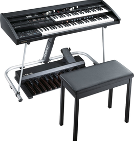 Roland Roland ATELIER Combo AT-350C Digital Organ (with PK 7A Pedal board and KSG8 Stand) (includes bench)