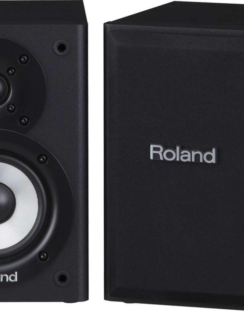 Roland Roland CM-220 200Watt 2.1 Monitor System (includes speaker stands)