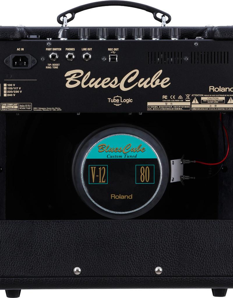 Roland Roland Blues Cube Amplifier - Hot Black