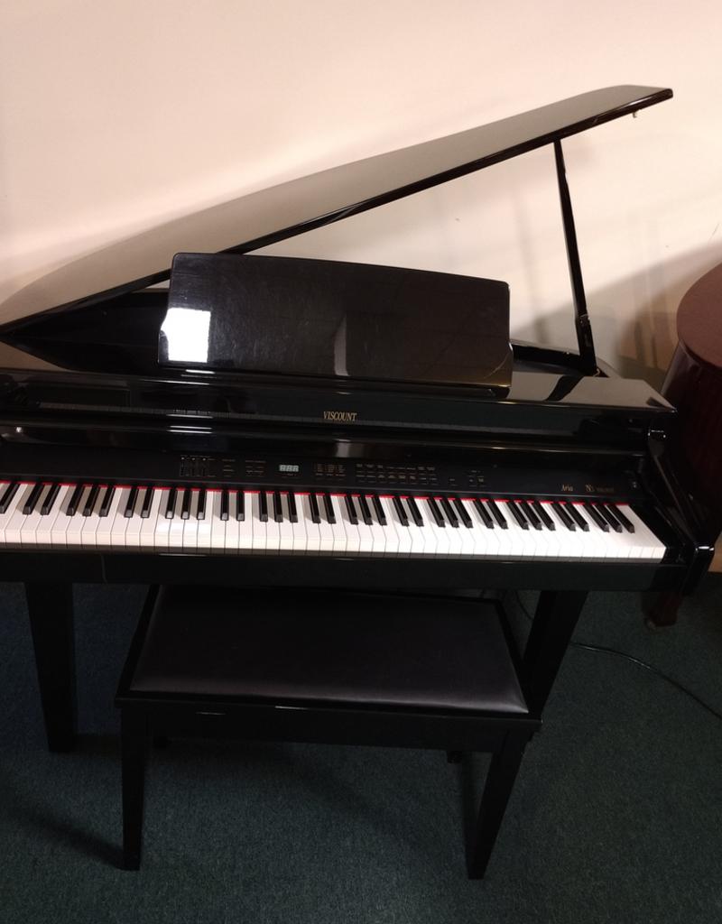 Viscount Viscount Aria Digital Grand Piano (High Gloss Ebony) (pre-owned)