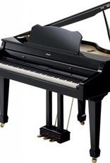 Roland Roland RG-3 Digital Mini-Grand Piano (Polished Ebony) (pre-owned)