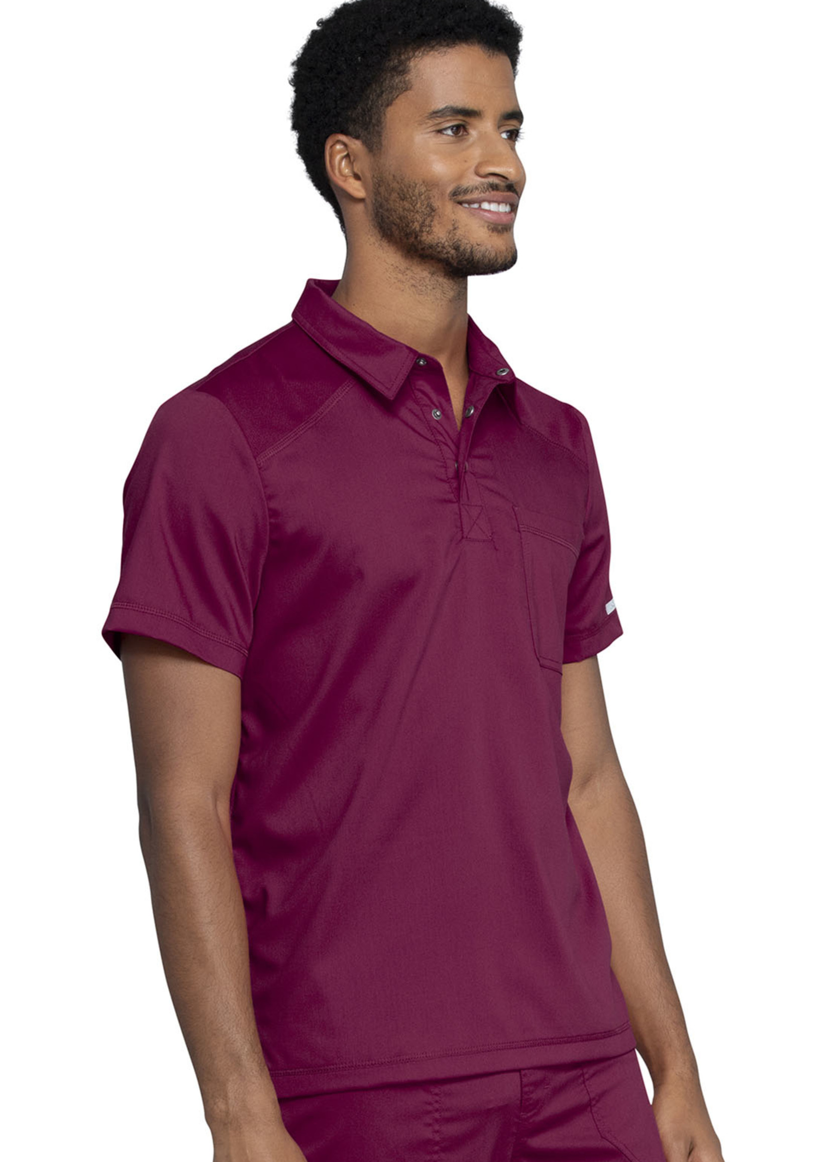 Men's Polo Shirt - Men's Cheroke Workwear Polo Shirt WW615