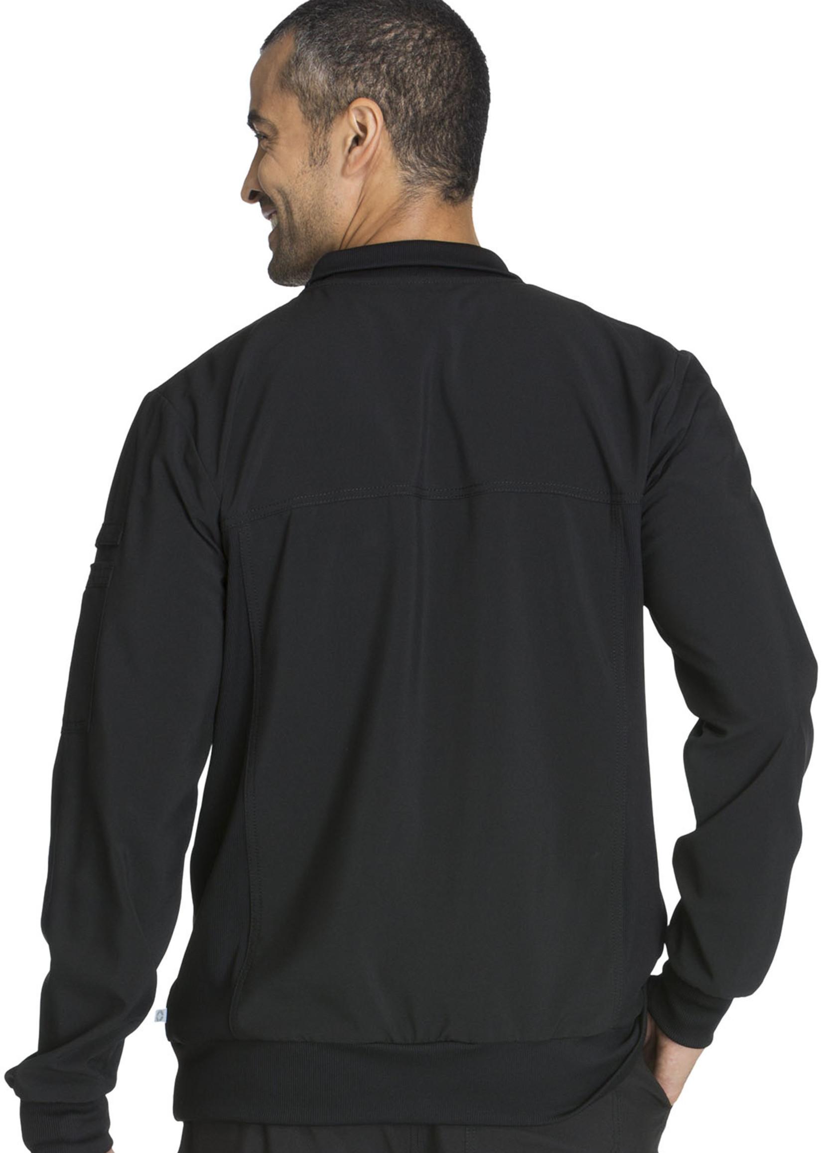 Cherokee Infinity Men's Zip Front Jacket - Men's Infinity Jacket CK305A BAPS