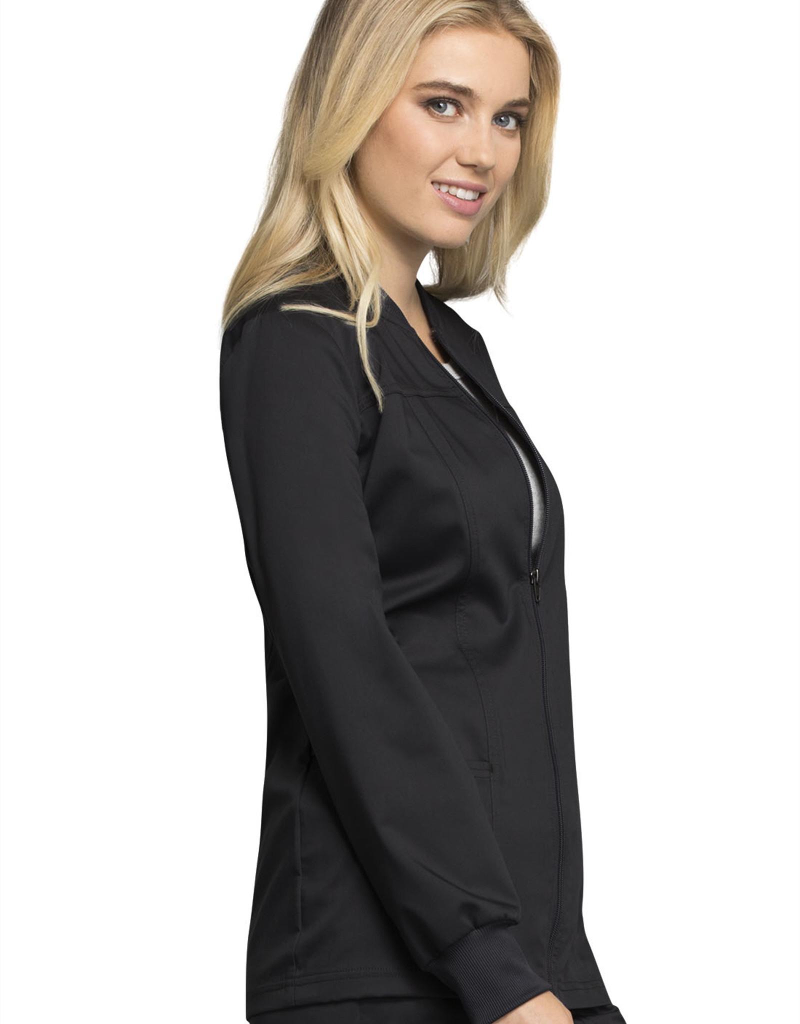 Zip Front Jacket - WW305AB Workwear Zip Up
