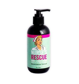 Nurse's Rescue Hand and Body Lotion 236ml