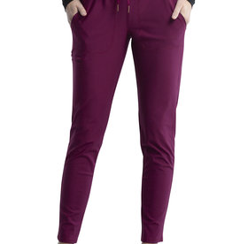 Cherokee Form CK095 FORM Pant Wine