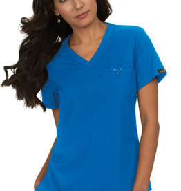 Koi Basics Koi 1011 Kade Tuck In Top Royal Blue