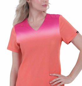 Koi Lite Koi Reform Top Flamingo/ Coral