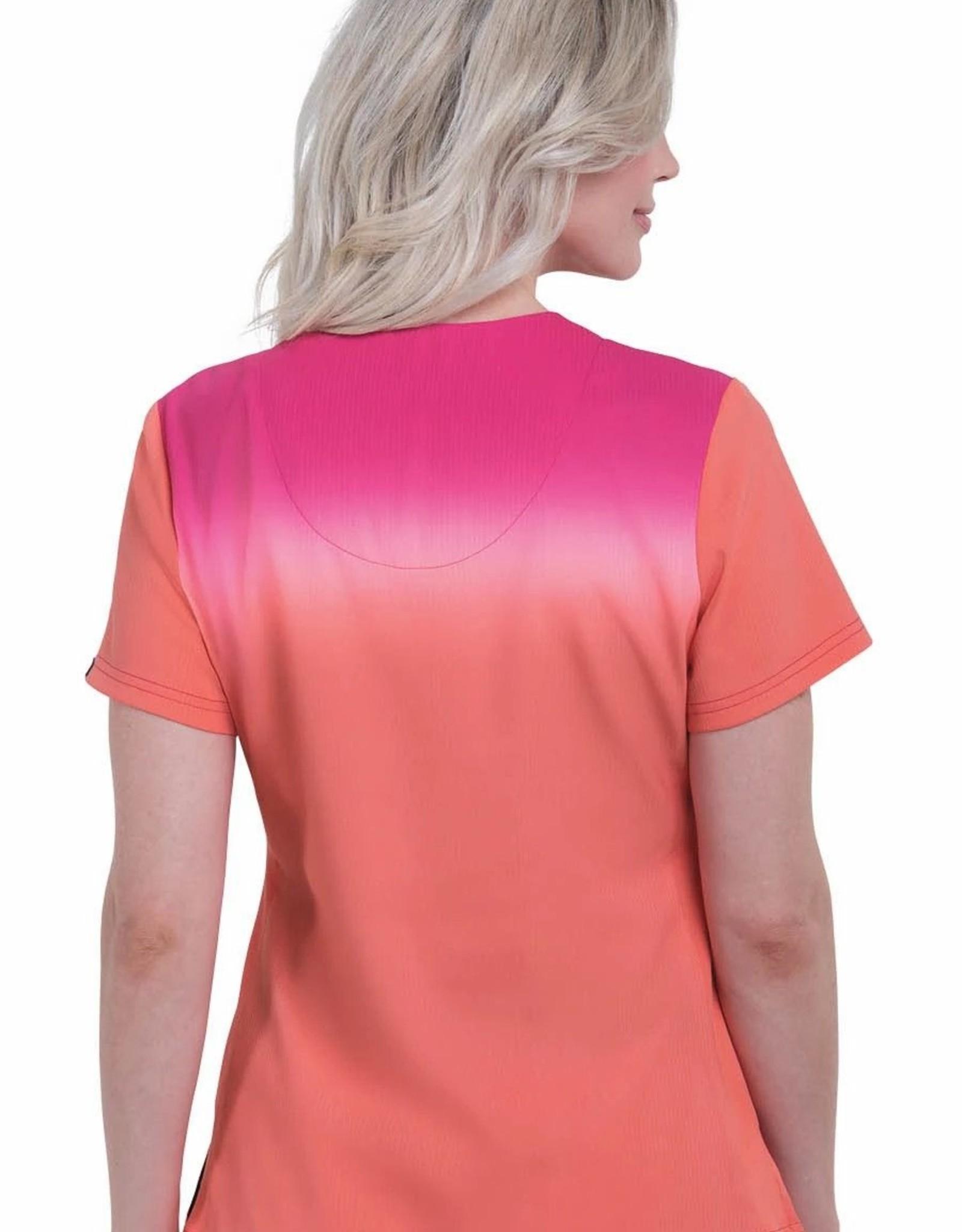 Koi Lite Koi Reform Top Flamingo/ Coral