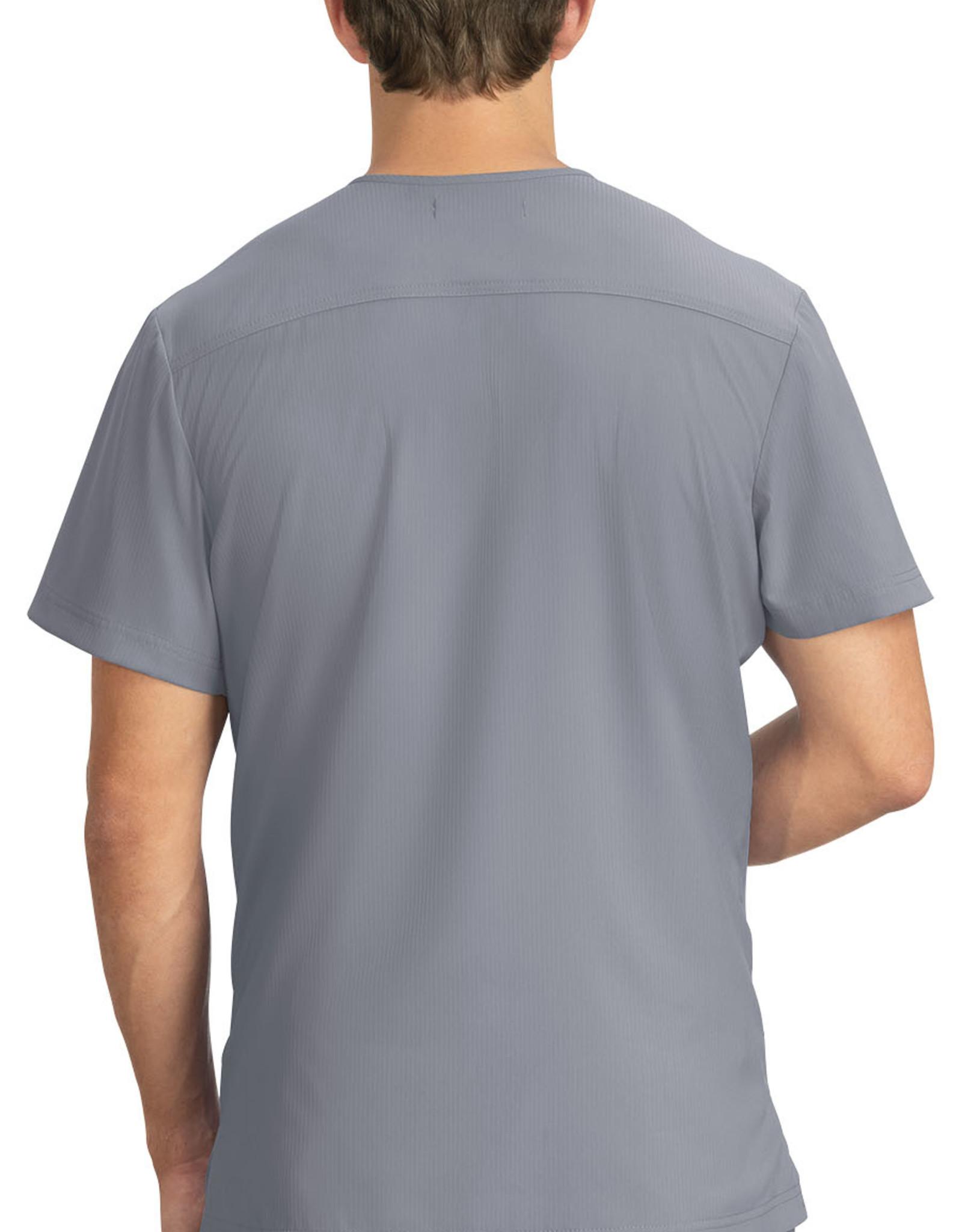 Koi 667 Force Men's Top Platnium Grey