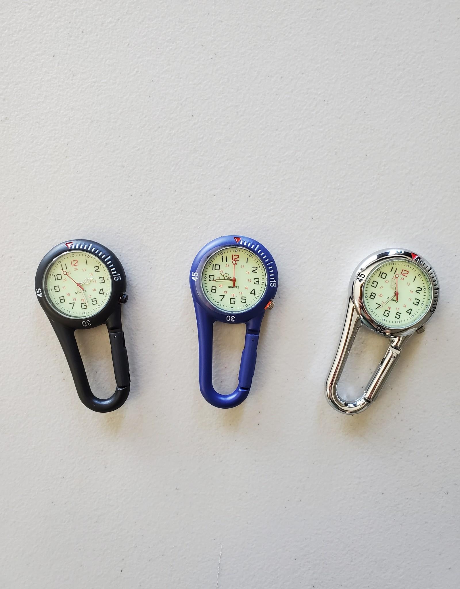 Carabiner Clip Watch