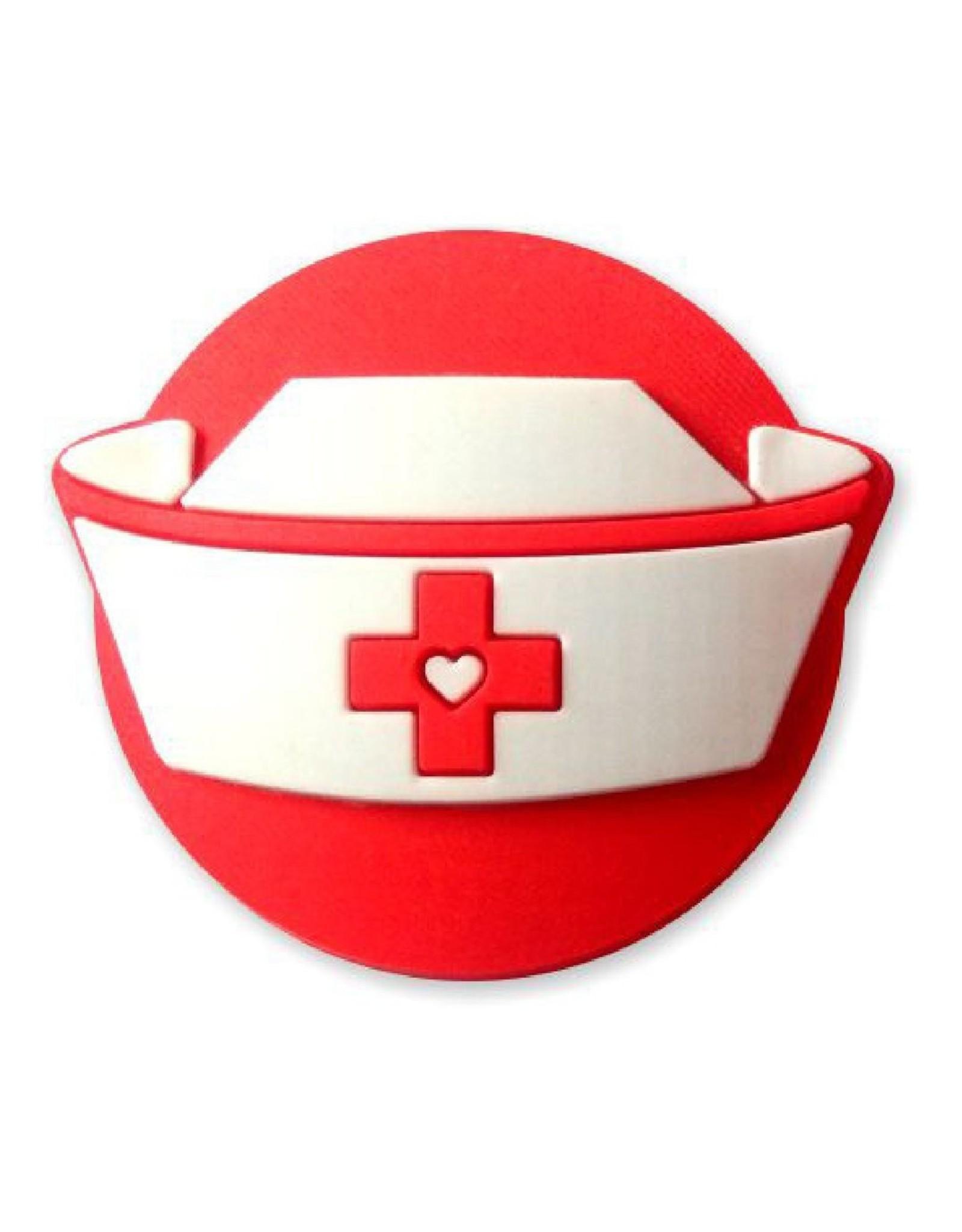 Badge Holder Rubber Retractable