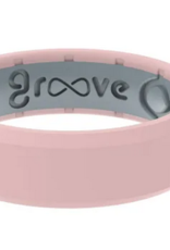 Groove Life Edge Thin Ring
