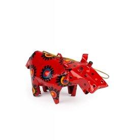 Ornament - Hippo