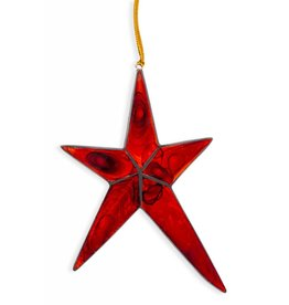 Ornament - Red Star