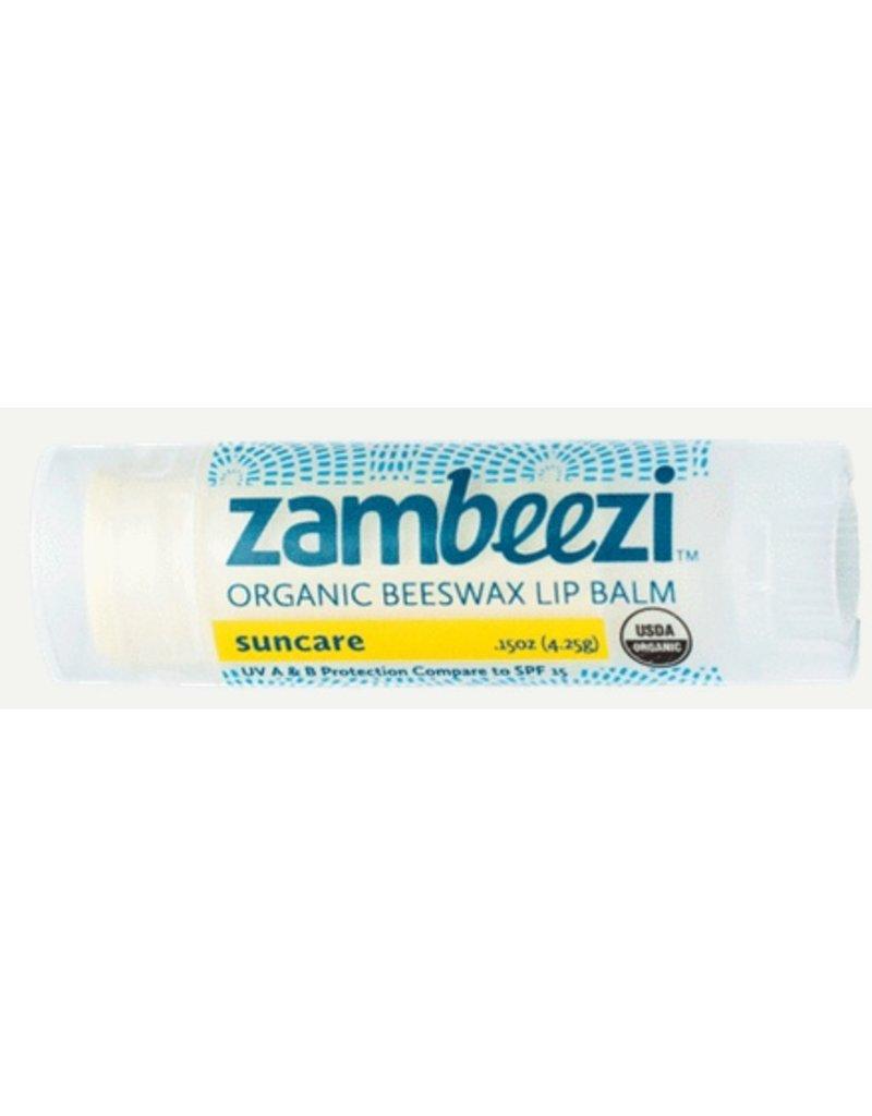 Zambeezi Lip Balm - Sunscreen