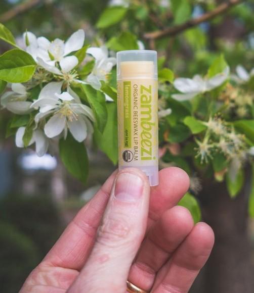 Zambeezi Lip Balm - Lemongrass
