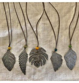 Necklace - Leaf