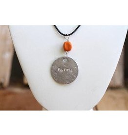 Necklace - Pendant Faith