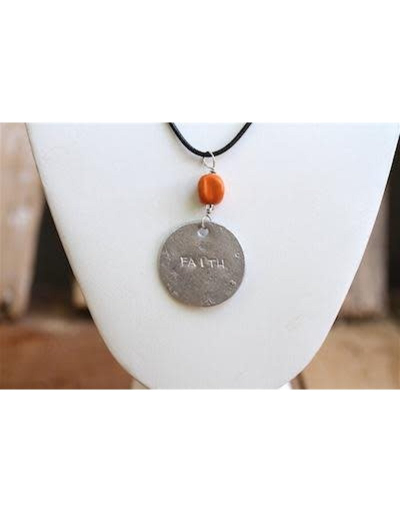 Necklace - Pendant Faith