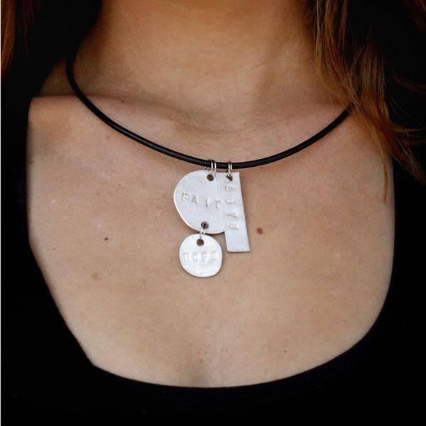 Necklace - Faith, Hope, and Love