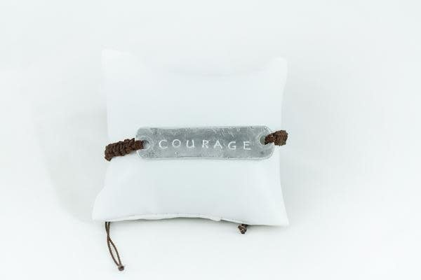 Bracelet - Dog Tag Courage