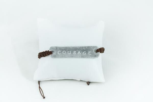 Bracelet - Dog Tag Courage