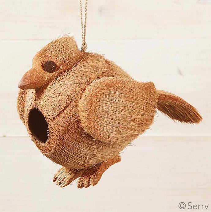 Birdhouse - Jaybird Coconut