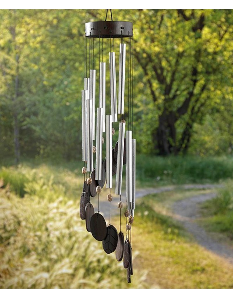 Wind Chime - Kawayan Spiral Dreamcatcher