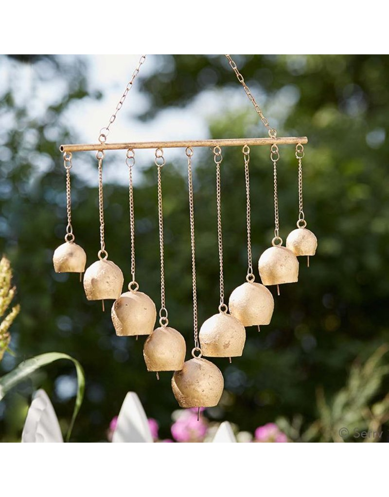 Wind Chime - Golden Bell